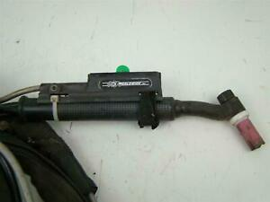 Ck Worldwide Water Cooled Tig Torch With Amptrak Clip Control