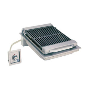 Wells B 446 Built in 16 X 20 Electric Charbroiler
