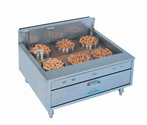 Comstock Castle 2932sf 45lb Funnel Cake Donut Fryer