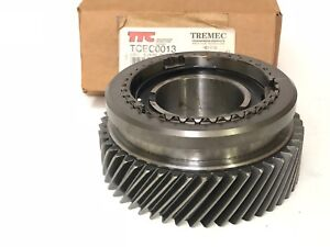 Tremec 5th Synchronizer Assembly Fits Tr3550 Transmission 49t Tcec0013