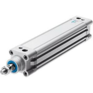 Festo Dnc 2 10 ppv a 10 Stroke Double Action Pneumatic Piston 2 Shaft 1777927