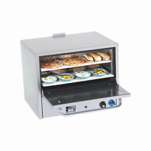 Comstock Castle Po31 Double Deck Gas Pizza Oven W Two 21 Hearth Decks