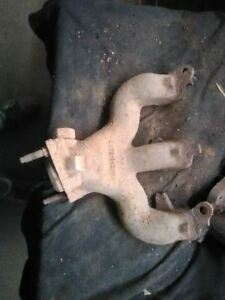 Exhaust Manifold 6 300 4 9l Rear Fits 87 96 Ford E150 Van 36877