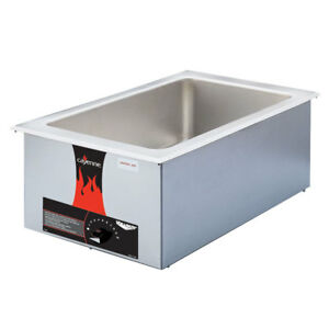 Vollrath 72001 Cayenne 2001 Drop in Food Warmer Full Size
