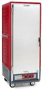 Metro C539 hfs 4 Full Height Insulated Holding Cabinet With Fixed Pan Slides