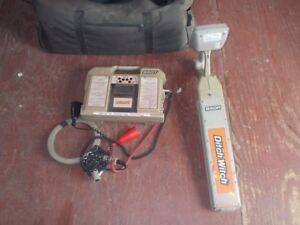 Ditch Witch Subsite 950t Transmitter 950r Receive Underground Cable Pipe Locator