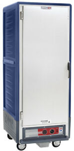 Metro C539 hfs 4 bu Full Height Insulated Holding Cabinet With Fixed Pan Slides