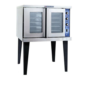 Bakers Pride Cyclone Series Full Size Electric Convection Oven 208v 3ph