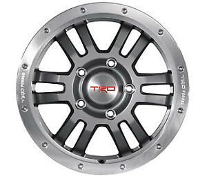 Trd 17 In Forged Off Road Beadlock Style Wheel Ptr45 34120