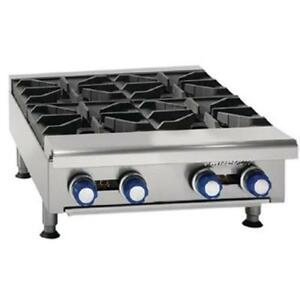 Imperial Range Ihpa 4 24 24 4 Burner Gas Countertop Hotplate