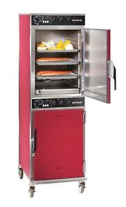 Alto shaam 1000 sk i Halo Heat Electric Slo Cook And Smoker Oven Double