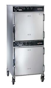Alto shaam 1767 sk iii Halo Heat Electric Slo Cook Hold Smoker Oven Double