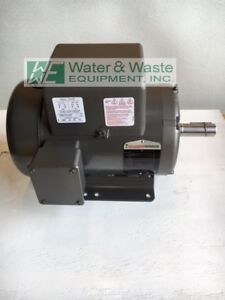 Weco l1430t 5 Hp 1725 Rpm New Baldor Electric Motor Same As L1430t 36m926t077g5