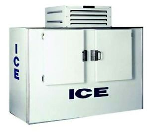 Fogel Icb 2 l Ice Merchandiser Bagged Ice 85 Cu Ft Capacity
