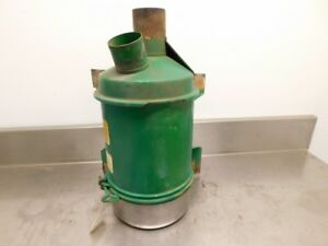 John Deere 4020 Diesel Tractor Dry Air Cleaner Assembly Ar46151 12372