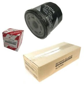 Avalon Camry Oil Filter case Of 10 Genuine Toyota 90915 yzzm1 see Fitment