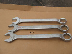 Gedore No 1b 80mm Combination Wrench