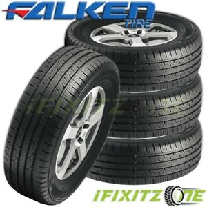 4 X New Falken Sincera Sn201 A S 215 60r16 95t Blk Tires
