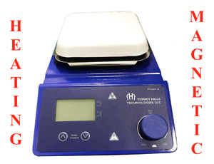Magnetic Stirrer Hot Plate 5 3 Ceramic Coated Plate Led 2l 380 c