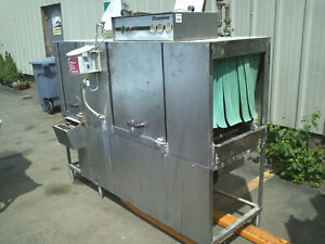 Champion 54kprb Commercial Kitchen Dishwasher As Is