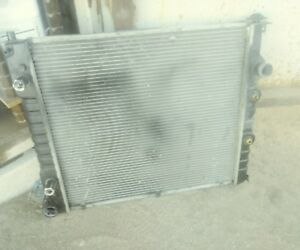 Jaguar Radiator With Supercharged Option Fits 95 97 Xjr Xj6 4 0l No Shipping