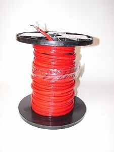 new Raychem Self Regulating Trace Heat Heating Cable 10xtv ct t3 qty 115 Ft