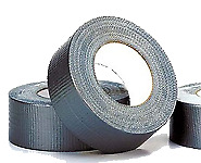 24 Rolls Duct Tape 2 X 60 Yards 6 Mil Box Packing Shipping Tapes