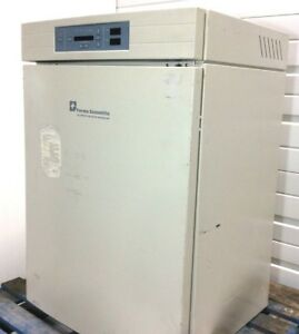 Tested Vwr Thermo Forma Scientific 3110 Water Jacketed Co2 Heated Incubator