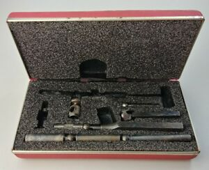 Starrett No 711 Last Word Dial Test Indicator Kit For Parts No Dial Indicator