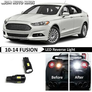 White High Power 921 Reverse Backup Led Lights Bulb Fits Ford Fusion 2010 2014