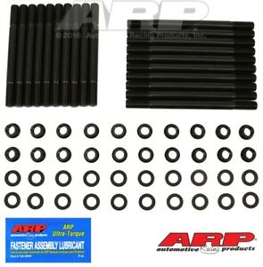 Genuine Arp 254 4315 Ford 351 Block 6049 n351 Heads Head Studs