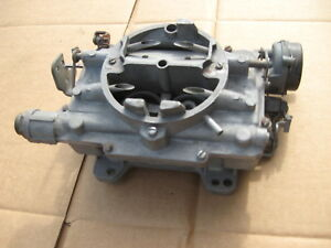 Mid 60 s Chevy Carter Afb Carb
