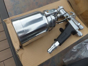 New Boxed 0277034 0277034b Capspray Maxum Ii Hvlp Spray Gun W Manual