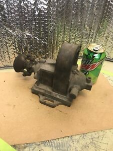 Antique Comet Friction Drive Magneto Hit Miss Engine Steam Tractor