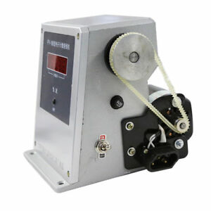 Computer Controlled Coil Transformer Winder Winding Machine 0 03 0 35mm 220v