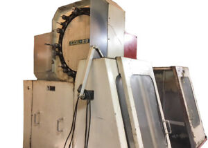 Excel 810 Used Cnc Vertical Machining Center