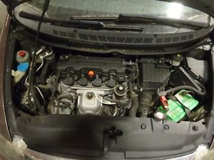 Engine 2007 Honda Civic 1 8l Motor With 77 435 Miles