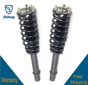 Fit For 2004 2008 Acura Tl Front 2 Complete Strut Coil Spring Assembly Quick