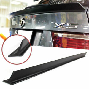 Unpainted Lrs L Type For Bmw E53 X5 series Hatchback Rear Trunk Spoiler Wing