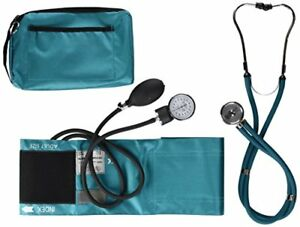 Prestige Medical Sprague sphygmomanometer Nurse Kit Teal