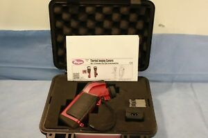 Dwyer Thermal Imaging Camera Tic30 2 5 160x120 Resolution Lcd