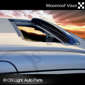 Chrysler 300 300m Lhs Moonroof Sunroof Visor Wind Deflector Roof Top Rain Guard
