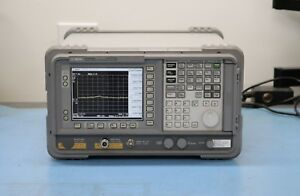 Agilent E4404b 9khz 6 7ghz Spectrum Analyzer Loaded W 12 Options