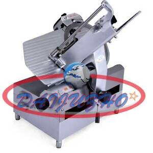 New 12 220v Table Automatic Commercial Slicer Planer Fattening Machine 250w