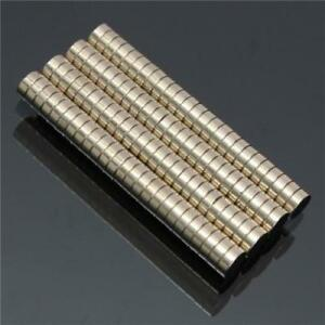 Neodymium Disc Magnets N50 New Super Strong 100 Or 500 Pcs