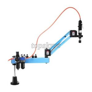 Flexible Arm Pneumatic Air Tapping Machine Multi direction Tapping M3 m12