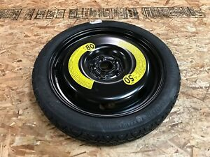 15 18 Audi A3 8v 18 Inch Spare Wheel And Tire Assembly Oem Never Mounted