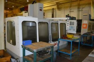 Haas Vf 3 Vertical Machining Center W 4th Axis