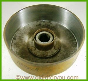 Ar482r Af291r john Deere G 520 530 60 620 630 70 R Brake Drum With Hub Turned