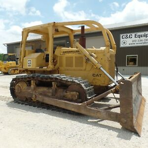 1978 Caterpillar D6d Dozer Resent Rebuild Nice Over All Video